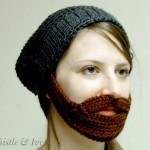 Barba Beanie Crochet Pattern