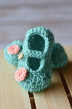 Little Dot Mary Janes Pattern