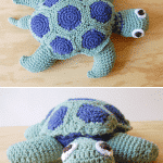 Crochet Sea Turtle