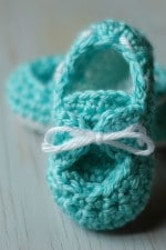 Baby Boat Booties