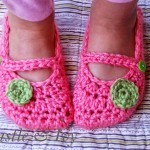 Toddler Little Dot Mary Janes
