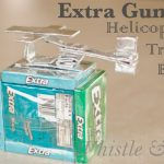Helicopter Extra Gum Stocking Stuffer