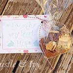 Free Valentine's Day Printable + Valentine Round-up