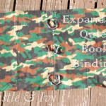 Expandable Quietbook Binding