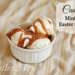 Cadbury Mini Egg Easter Sundae