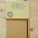 Paper Covered Notebook