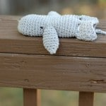 Toddler Whale Bath Mitt