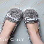 Women's Boat Slippers