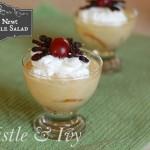Eye of Newt Creamsicle Salad