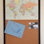 Puzzle Art Cork Board