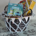 Gift Card Birthday Basket