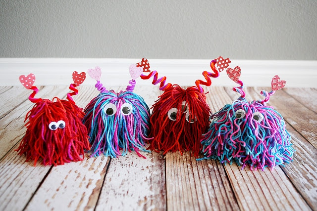 Crocheting is fun! But sometimes it's fun to make something different with yarn. Check out 16 Clever Yarn Ideas.