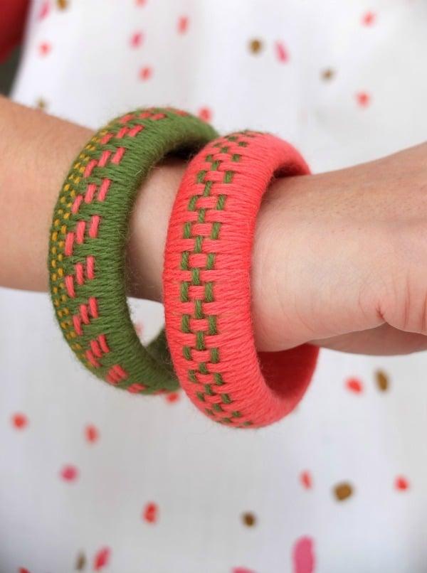 yarn-bangle-finished-1