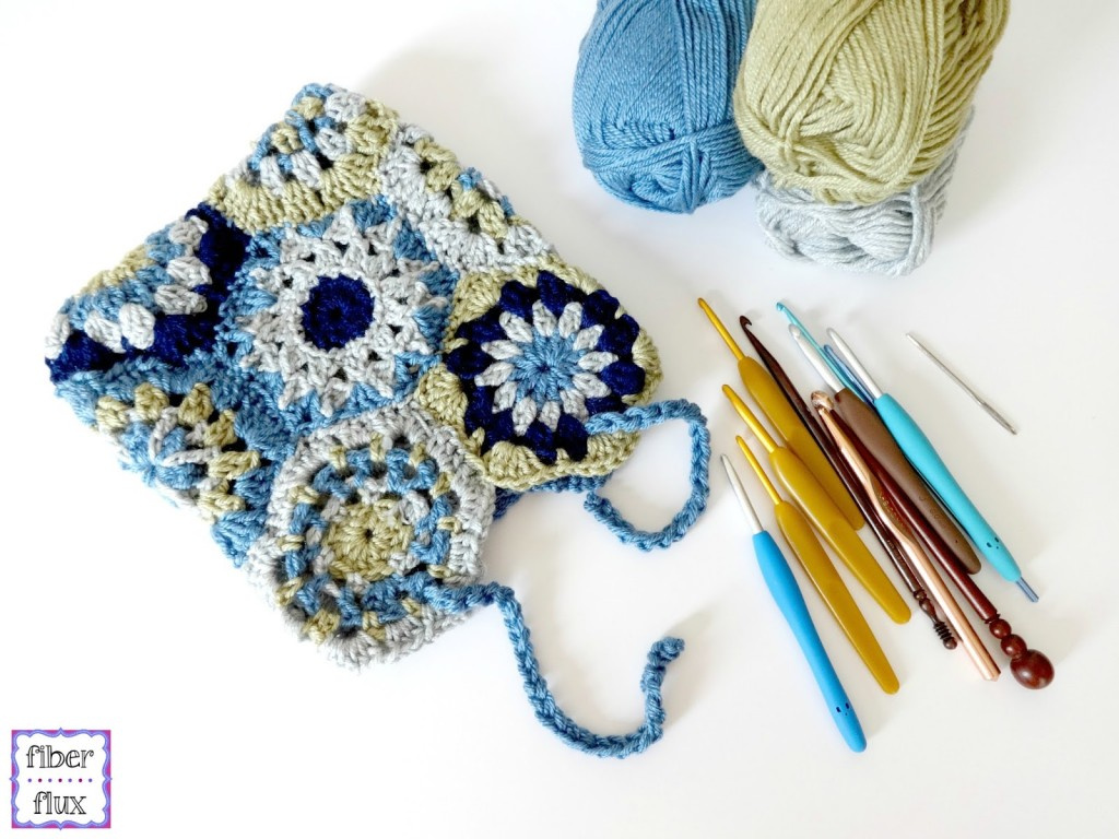 8 Projects to make with crochet hexagons