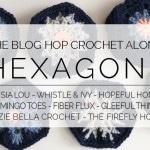 Hexagon Crochet Along – 8 Hexagons, 8 Projects!