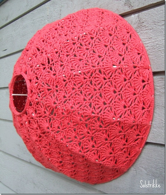 Crochet Lampshade Whistle And Ivy