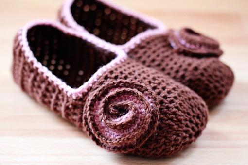 Free Easy Crochet Slipper Pattern