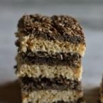 Chocolate Sandwich Rice Krispie Treats