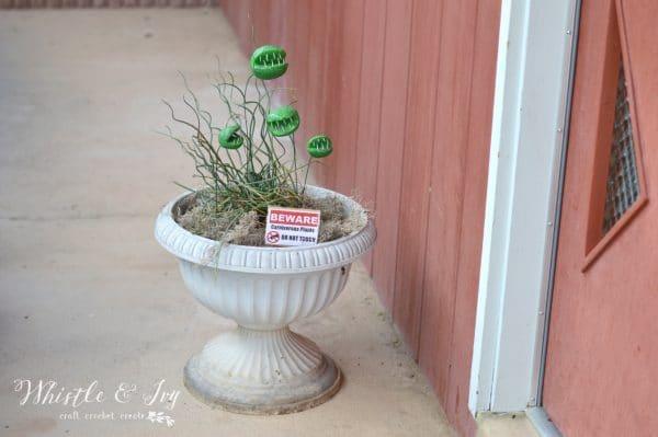 carnivorousplantshalloweendecorWM