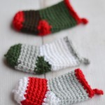 Crochet Stocking Advent Calendar Day 4