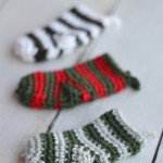 Crochet Stocking Advent Calendar Day 5
