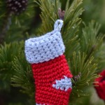 Crochet Stocking Advent Calendar Day 6