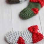 Crochet Stocking Advent Calendar Day 3