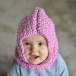 Crochet Baby Hooded Cowl – Free Crochet Pattern