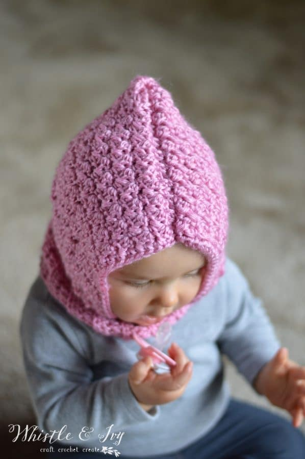 Crochet Baby Hooded Cowl Free Crochet Pattern Whistle and Ivy Magnificent Hooded Cowl Crochet Pattern