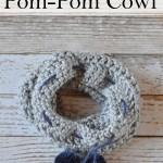 Chunky Pom-Pom Cowl