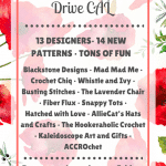 Crochet Slipper Drive