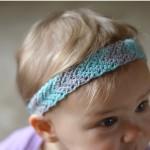 Simple Chevron Headband
