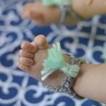 Crochet Tassel Barefoot Sandals
