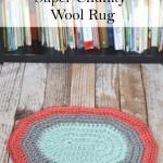 Super Chunky Crochet Rug