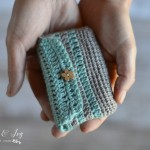 Crochet Business Card Pouch