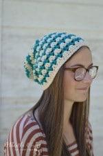 Summer Festival Slouchy Crochet Pattern