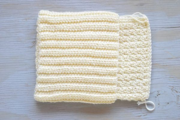 FREE Crochet Pattern: Toddler Hooded Cowl - Keep those sweet little necks and heads warm this winter with this adorable hooded cowl.