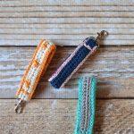 Crochet Key Fob