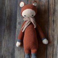 Fibi the Fox Lalylala Doll