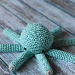 Crochet Baby Octopus Toy – Free Crochet Pattern