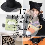 17 Fabulously Spooky Halloween Crochet Patterns