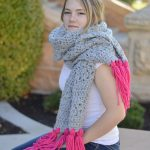 Smoky Mountain Super Scarf