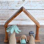 Crochet Nativity Mini CAL