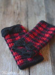 crochetplaidarmwarmers6wm