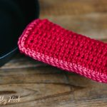 Free Pattern: Double-Layered Handle Holder by The Firefly Hook