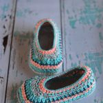 Galilee Crochet Slippers Crochet Pattern