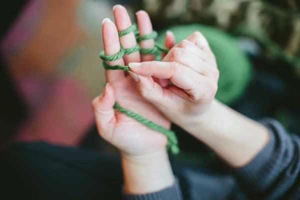 Finger Knitting Tutorial : Crochet for women archives whistle and ivy