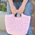 Crochet Menorca Bag Kit and Giveaway