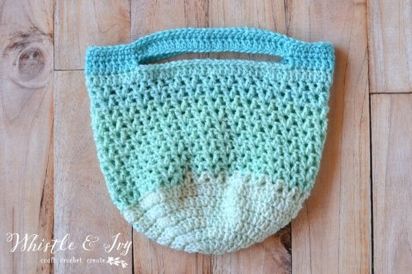 Crochet In Public Bag Pattern Whistle And Ivy