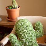 Crochet Cactus Pillows – Free Crochet Pattern